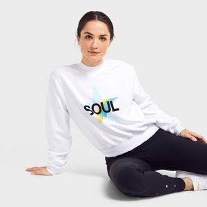Soul by Soulcycle Star Power Sweatshirt